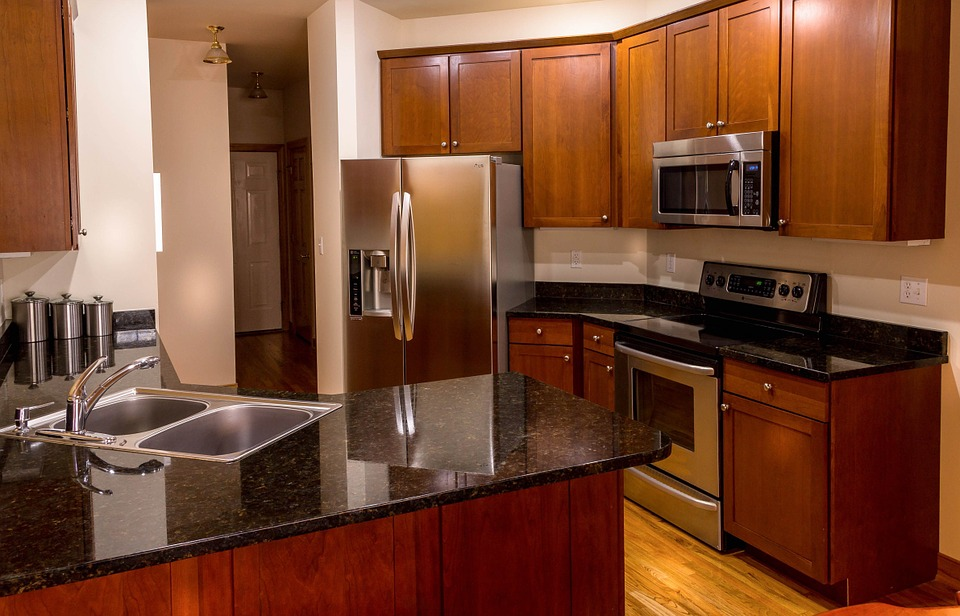 Kitchen Countertops - Kitchen