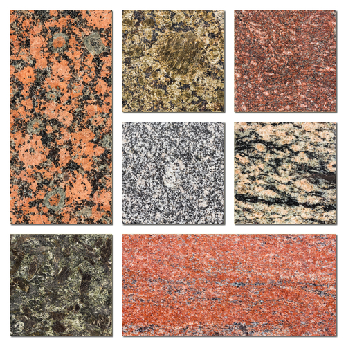 Granite Countertops Colors - Granite Samples