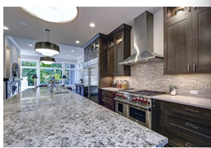 Granite Countertops - Kitchen