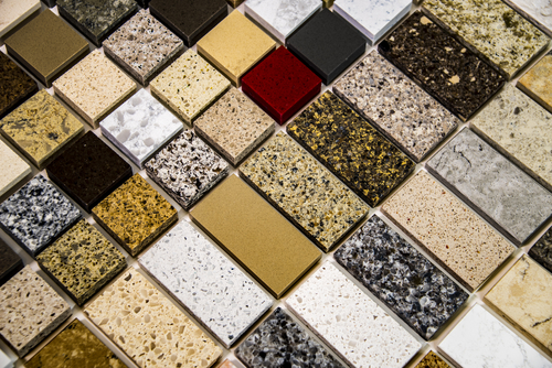 Quartz Countertop Colors - Quartz Color Samples
